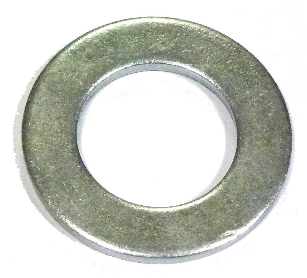 7 rondelles étroites acier zingué 16mm