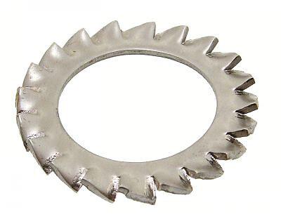 6 rondelles à entretoises inox A4 8mm