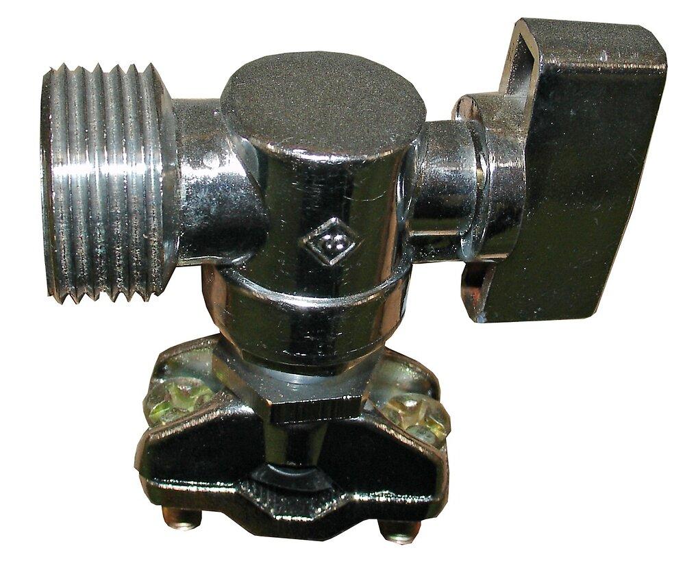 Robinet autoperceur multicouche 1/4 de tour 20x27mm