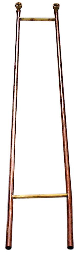 Gabarit de pose pour douche entraxe 150mm