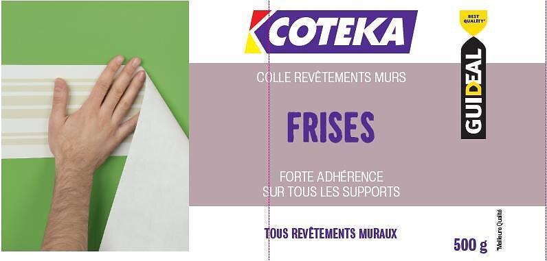 Colle pour frises 500g COTEKA