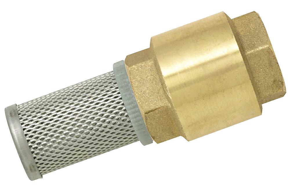 Clapet anti-retour + filtre 26x34 mm JARDIBEST