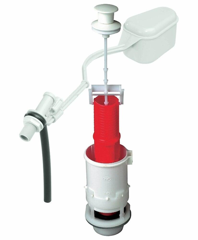 Mécanisme à tirette à boule + robinet flotteur à levier F12