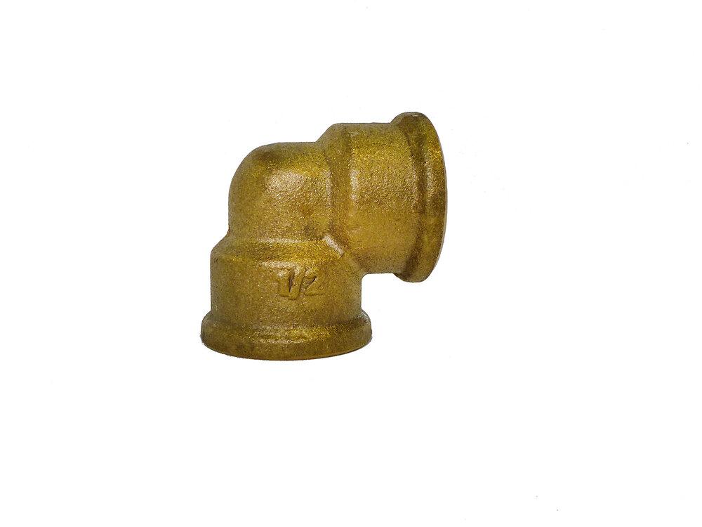 Sachet de 2 coudes à 90° femelle 15x21mm femelle 15x21mm COTEKA