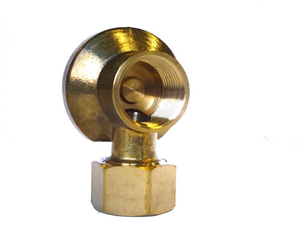 Applique pour tube d14mm femelle 15x21mm