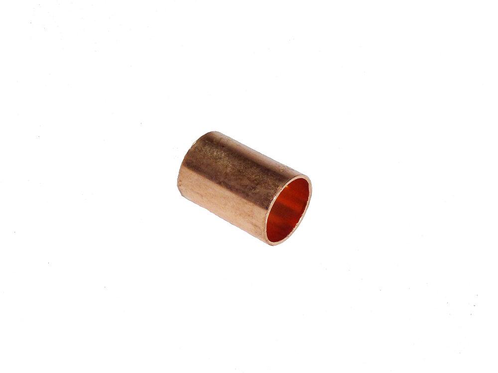 2 manchons égaux pour tubes d10mm