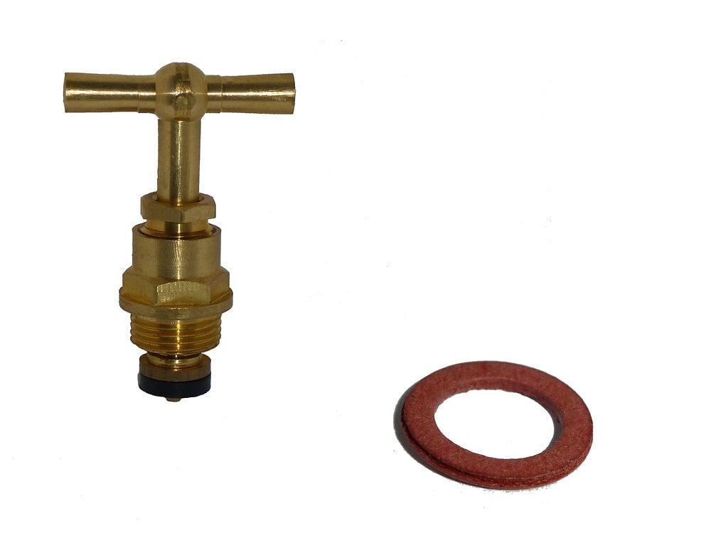 Tête de robinet à potence mâle 20x27mm COTEKA