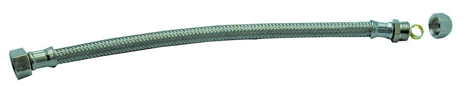 Flexible longueur 30cm bicône diamètre 12mm femelle 15x21mm