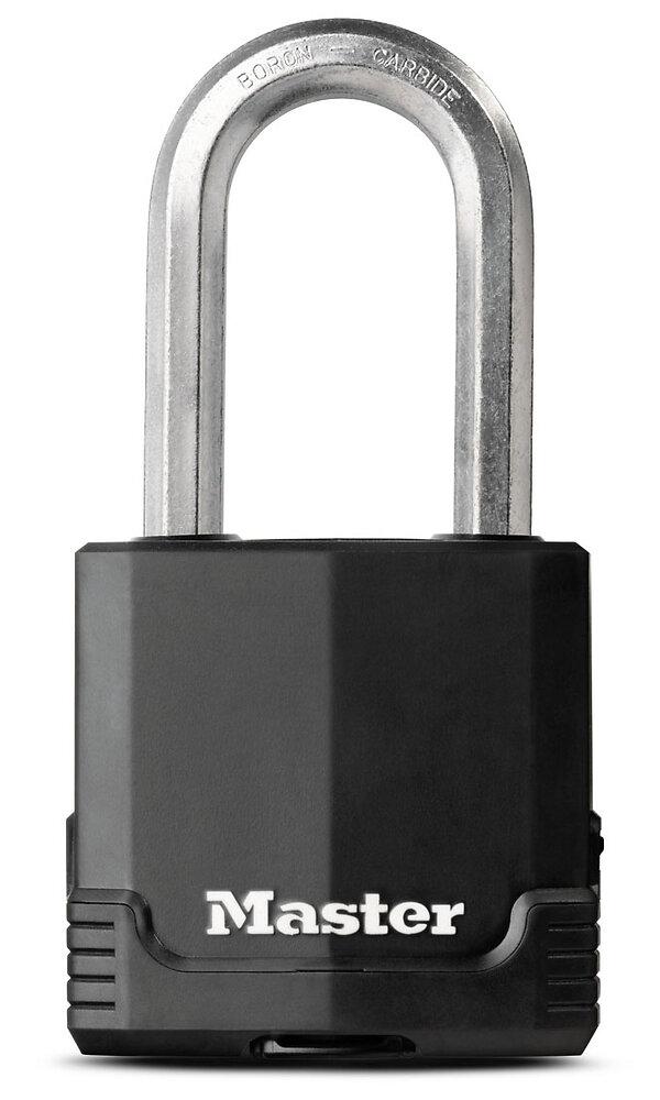 Cadenas Excell 54mm anti-rouille et anse octogonale