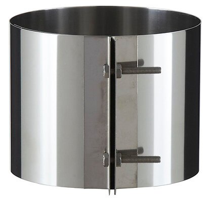Manchon aluminium DISTRIWEST diamètre 125 mm