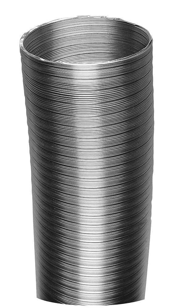 Tuyau aluminium DISTRIWEST flexible special gaz 104 mm