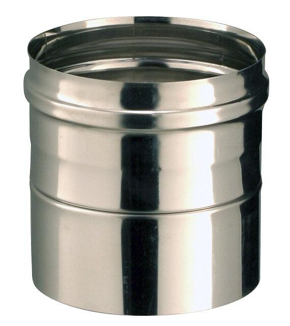 Adaptateur inox diamètres 200/200mm